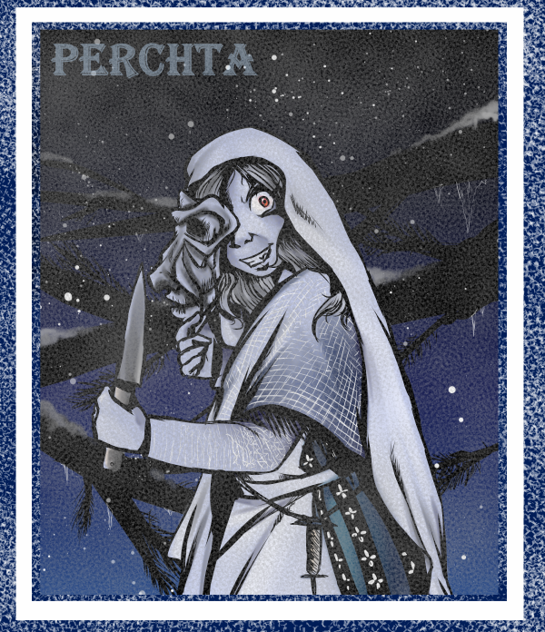 Neglected Holiday Figure 1: Perchta