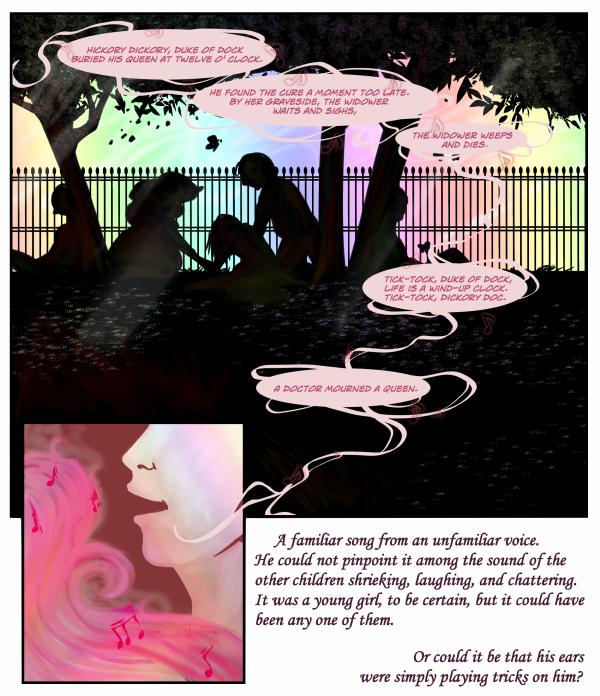 Nursery Rhymes and Memories (part 5)
